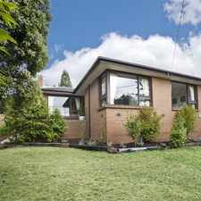Rental info for PRISTINE WITH MOUNTAIN VIEWS! in the Melbourne area