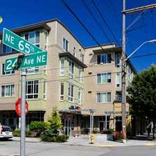 Rental info for Saxe Apartments - 2 bedrooms in the Ravenna area