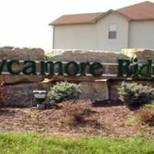 Rental info for Sycamore Ridge
