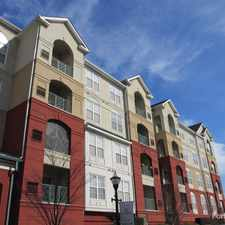Rental info for River Place at Rahway