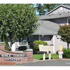 Rental info for Noble Court Estates