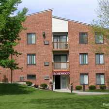 Rental info for Rosewood Apartments in the Round Lake area