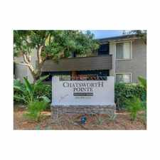 Rental info for Chatsworth Pointe in the Los Angeles area