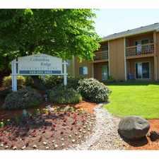 Rental info for Columbia Ridge