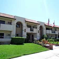 Rental info for Villa Tarzana Apartment Homes