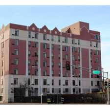 Rental info for The Clara/The Delmar Loop Apartments in the West End area