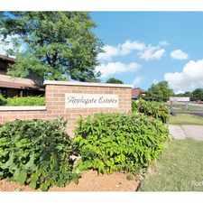 Rental info for Applegate Estates