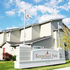 Rental info for Keeneland Park