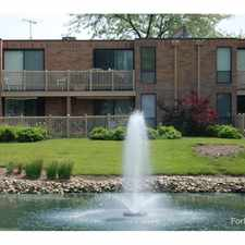 Rental info for Village Grove Apartments, Eligible Seniors 62+