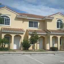 Rental info for Amberton Condominiums