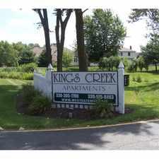Rental info for Kings Creek