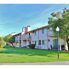 Rental info for Valley 206