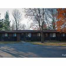 Rental info for Hidden Pines & Meadowood Apartments
