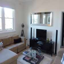 Rental info for Fully Furnished Large One bedroom + Sunroom with loads of character
