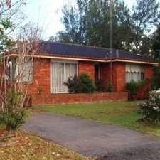 Rental info for Lovely Place to live in North Nowra in the Nowra - Bomaderry area