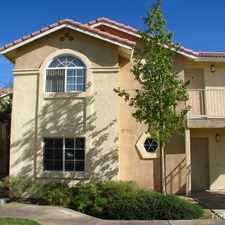 Rental info for Canyon Vista