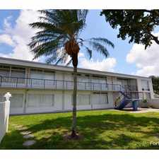 Rental info for The Oasis by RAM in the Fort Lauderdale area