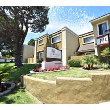 Rental info for East Orange Village in the San Diego area