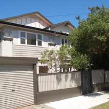 Rental info for One bed apartment in Neutral Bay