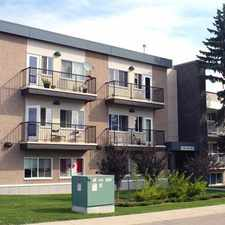 Rental info for RIVER HEIGHTS-GREAT AFFORDABLE RENTS ** 2 BEDROOMS AVAILABLE** in the River Valley Rundle area