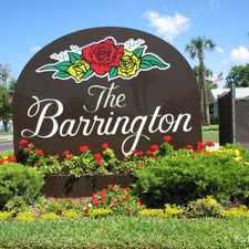 Rental info for The Barrington