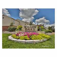 Rental info for Willow Oaks Apartments