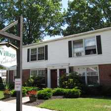 Rental info for Village at Haddonfield Apartments
