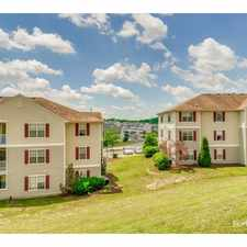 Rental info for Chestnut Ridge Apartments