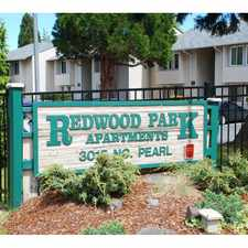 Rental info for Redwood Park