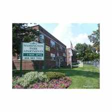 Rental info for Washington Park in the 08105 area