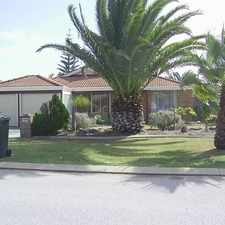 Rental info for LOVELY FAMILY HOME! in the Perth area