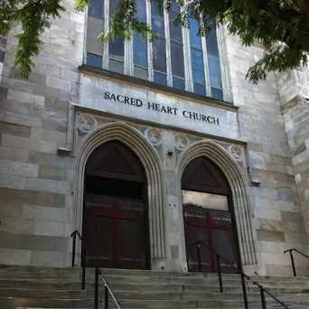 Photo of Sacred Heart School in Highbridge, New York