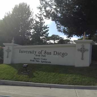 Photo of University of San Diego in Morena, San Diego