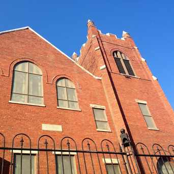 Photo of Moore Street Baptist Church in Carver, Richmond