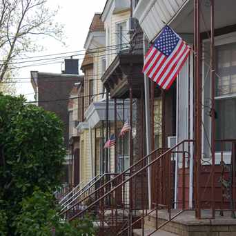 Photo of Residential Homes on Sherman Ave in The Heights, Jersey City
