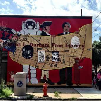 Photo of Charles L Dunbar Free Library in Mantua, Philadelphia