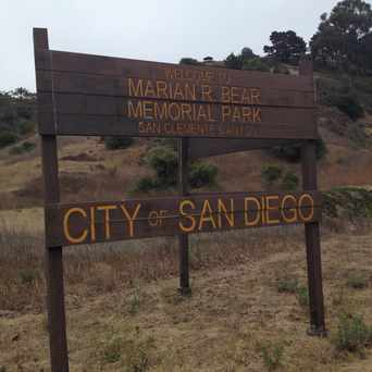Photo of Marian Bear Natural Memorial Park in North Clairemont, San Diego