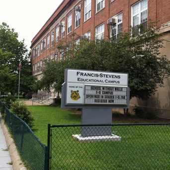 Photo of Francis - Stevens Junior High School in Foggy Bottom - GWU - West End, Washington D.C.