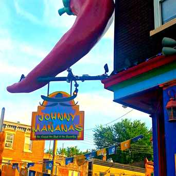 Photo of Johnny Mañana's #eastfalls in East Falls, Philadelphia