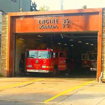 Photo of Engine 35, Ladder 25, #eastfalls in East Falls, Philadelphia