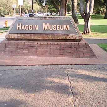 Photo of The Haggin Museum in Stockton