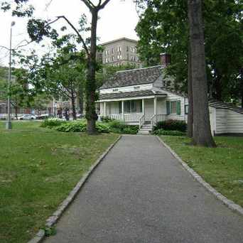 Photo of Poe Park in Fordham Manor, New York