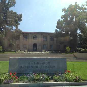 Photo of A. Gary Anderson Graduate School Of Management in Riverside