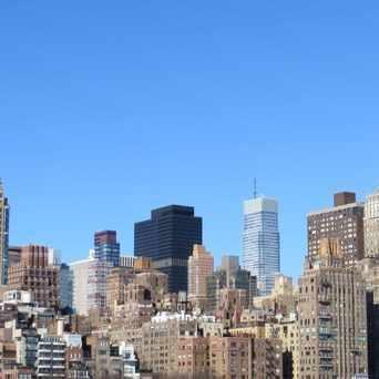 Photo of Manhattan Skyline in Theater District, New York