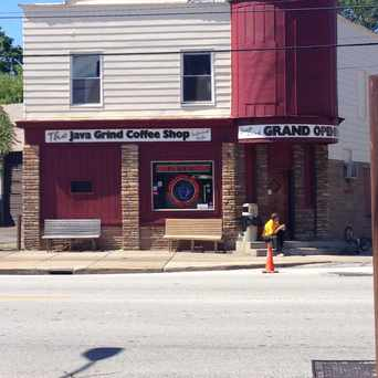 Photo of The Java Grind Coffee Shop in West Boulevard, Cleveland