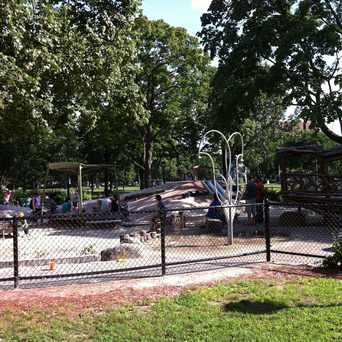 Photo of Cambridge Common Park in Cambridgeport, Cambridge