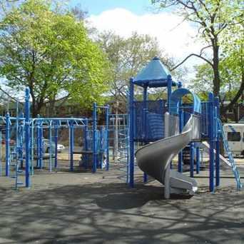 Photo of Bill Brown Memorial Playground in Sheepshead Bay, New York