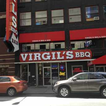 Photo of Virgil's Real BBQ - Times Square in Theater District, New York