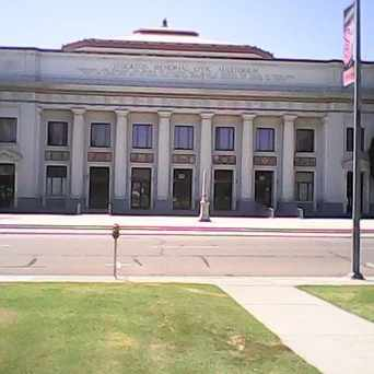 Photo of Stockton Memorial Civic Auditorium in Stockton