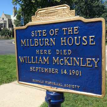 Photo of Milburn House Site in Delaware - West Ferry, Buffalo